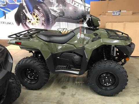 2019 Suzuki KingQuad 750AXi in Sanford, North Carolina - Photo 7