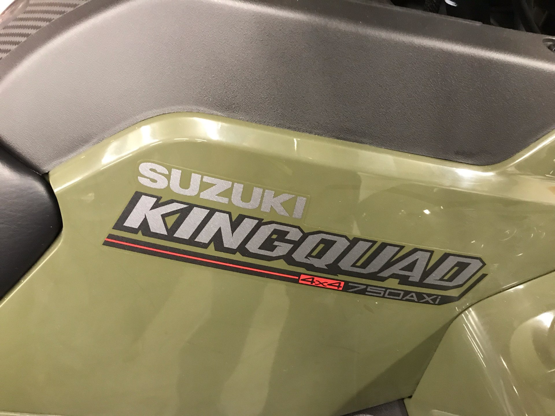 2019 Suzuki KingQuad 750AXi in Sanford, North Carolina - Photo 11