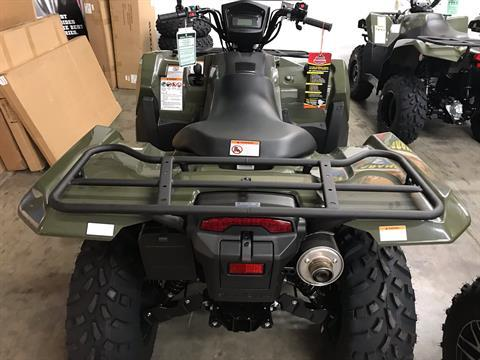 2019 Suzuki KingQuad 750AXi in Sanford, North Carolina - Photo 9