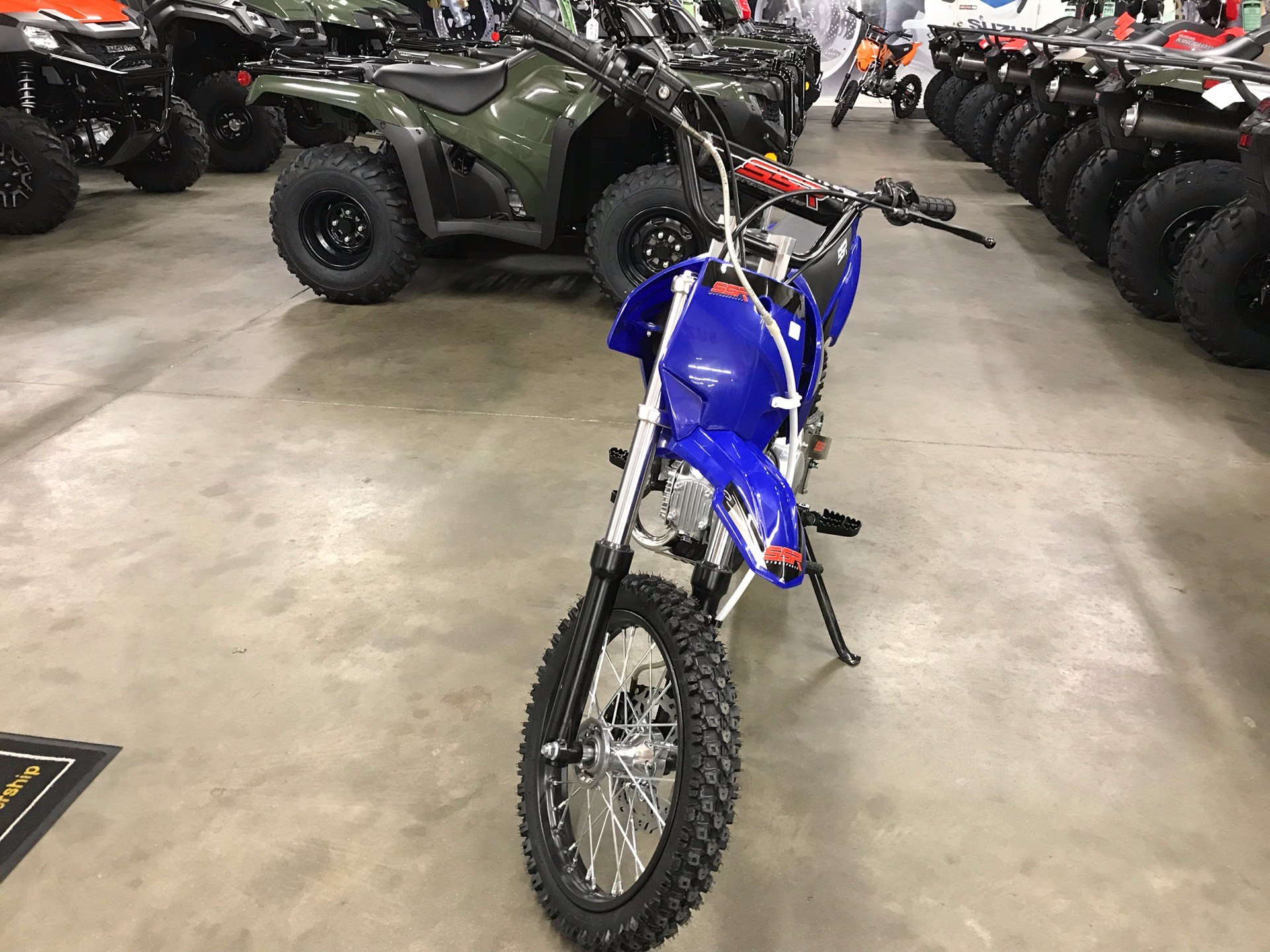 2019 SSR Motorsports SR125 in Sanford, North Carolina - Photo 5