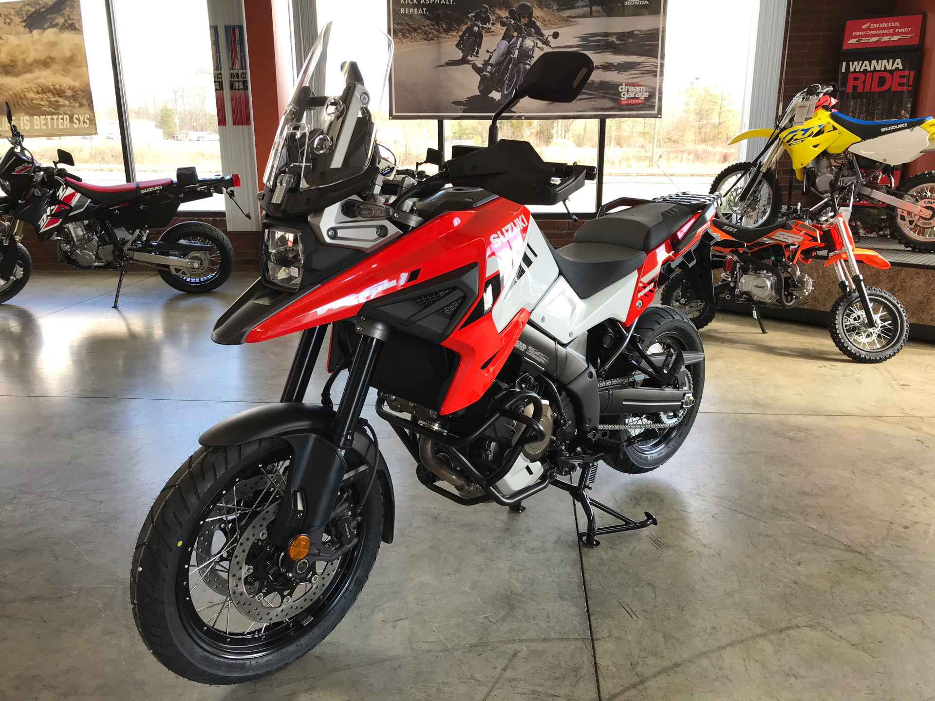 2020 Suzuki V-Strom 1050XT in Sanford, North Carolina - Photo 4