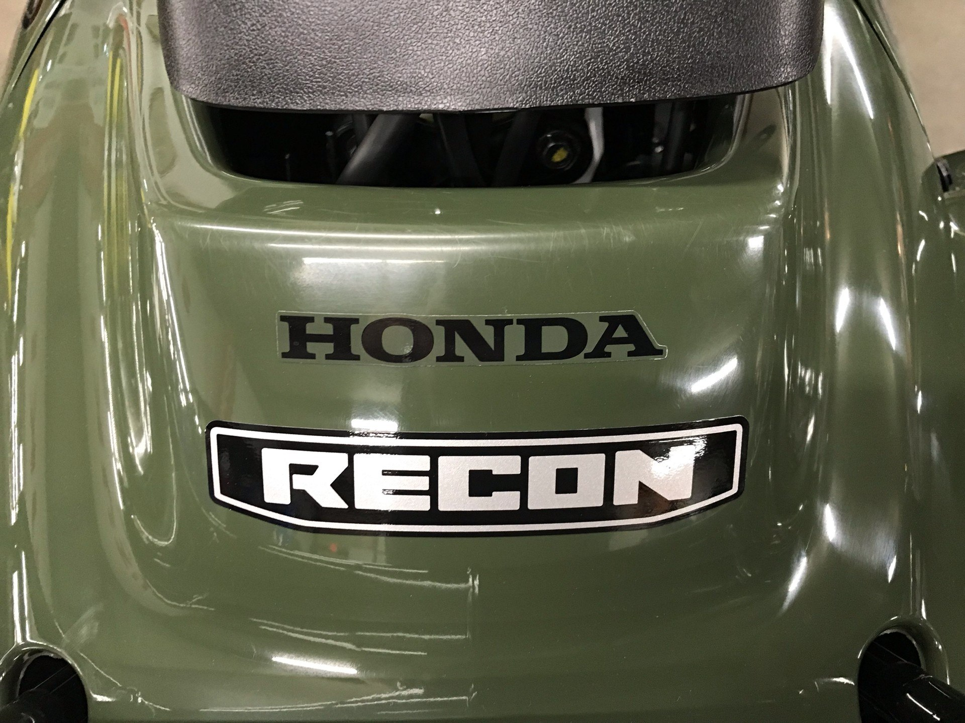 2019 Honda FourTrax Recon 10