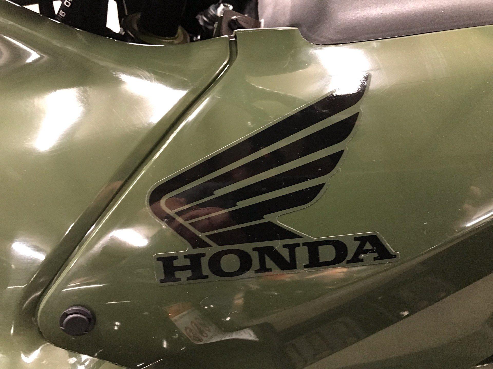 2019 Honda FourTrax Recon 11