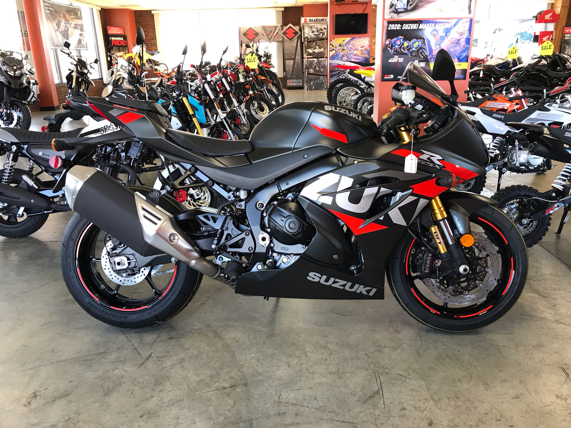 2021 Suzuki GSX-R1000R in Sanford, North Carolina - Photo 2