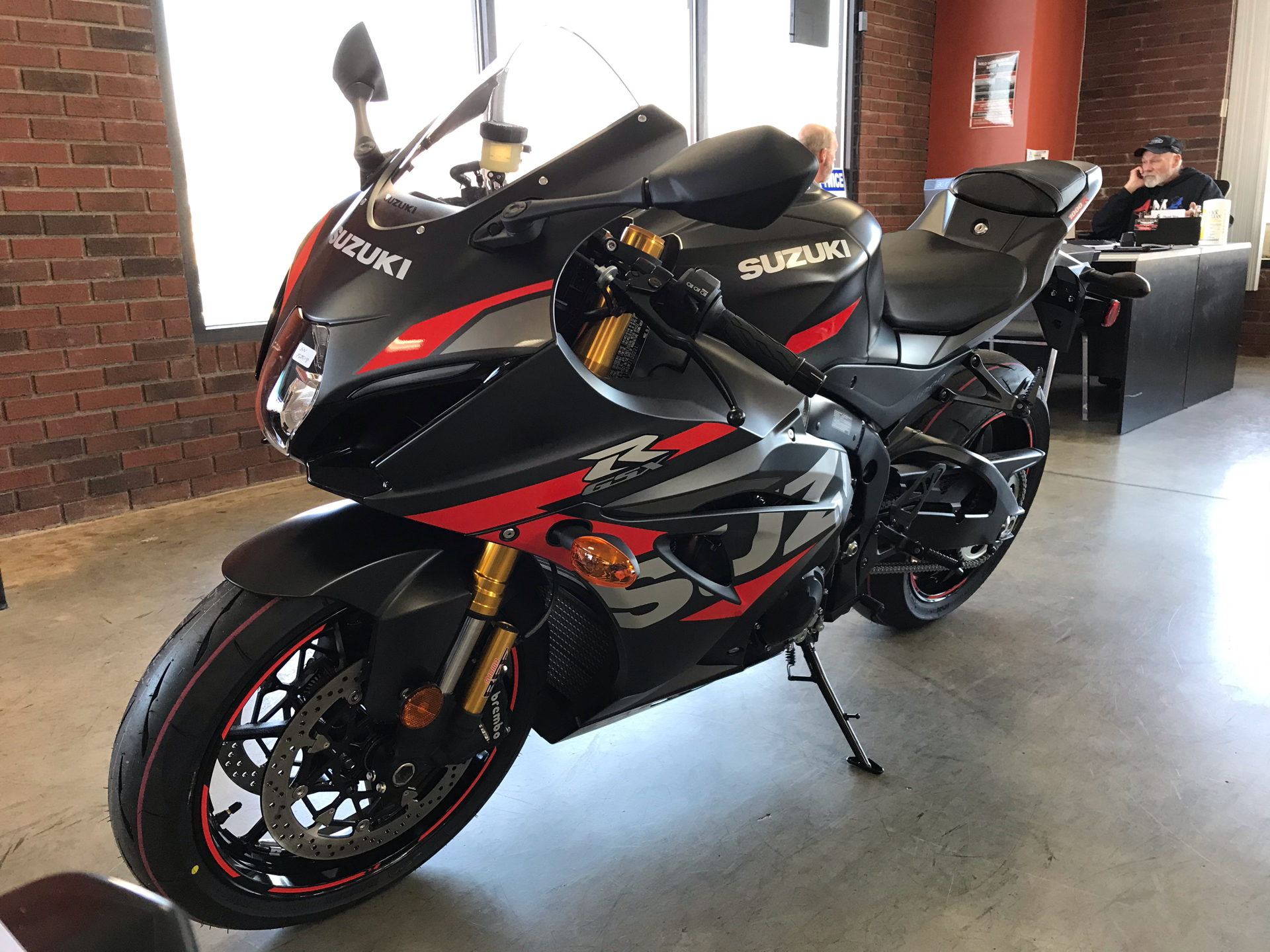 2021 Suzuki GSX-R1000R in Sanford, North Carolina - Photo 4