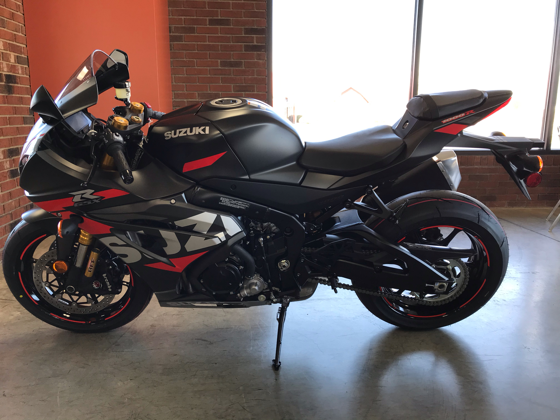 2021 Suzuki GSX-R1000R in Sanford, North Carolina - Photo 5