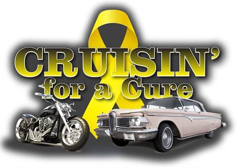 Cruisin' for a Cure - St. Jude Fundraiser