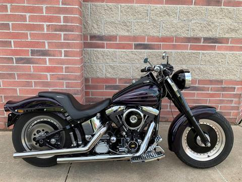 1996 Harley-Davidson Fat Boy in Muskego, Wisconsin - Photo 1