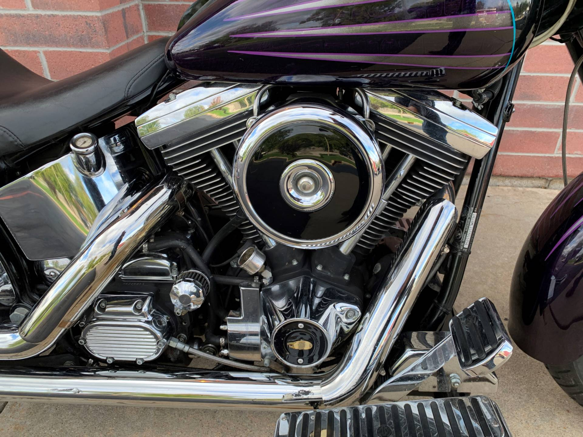 1996 Harley-Davidson Fat Boy in Muskego, Wisconsin - Photo 5