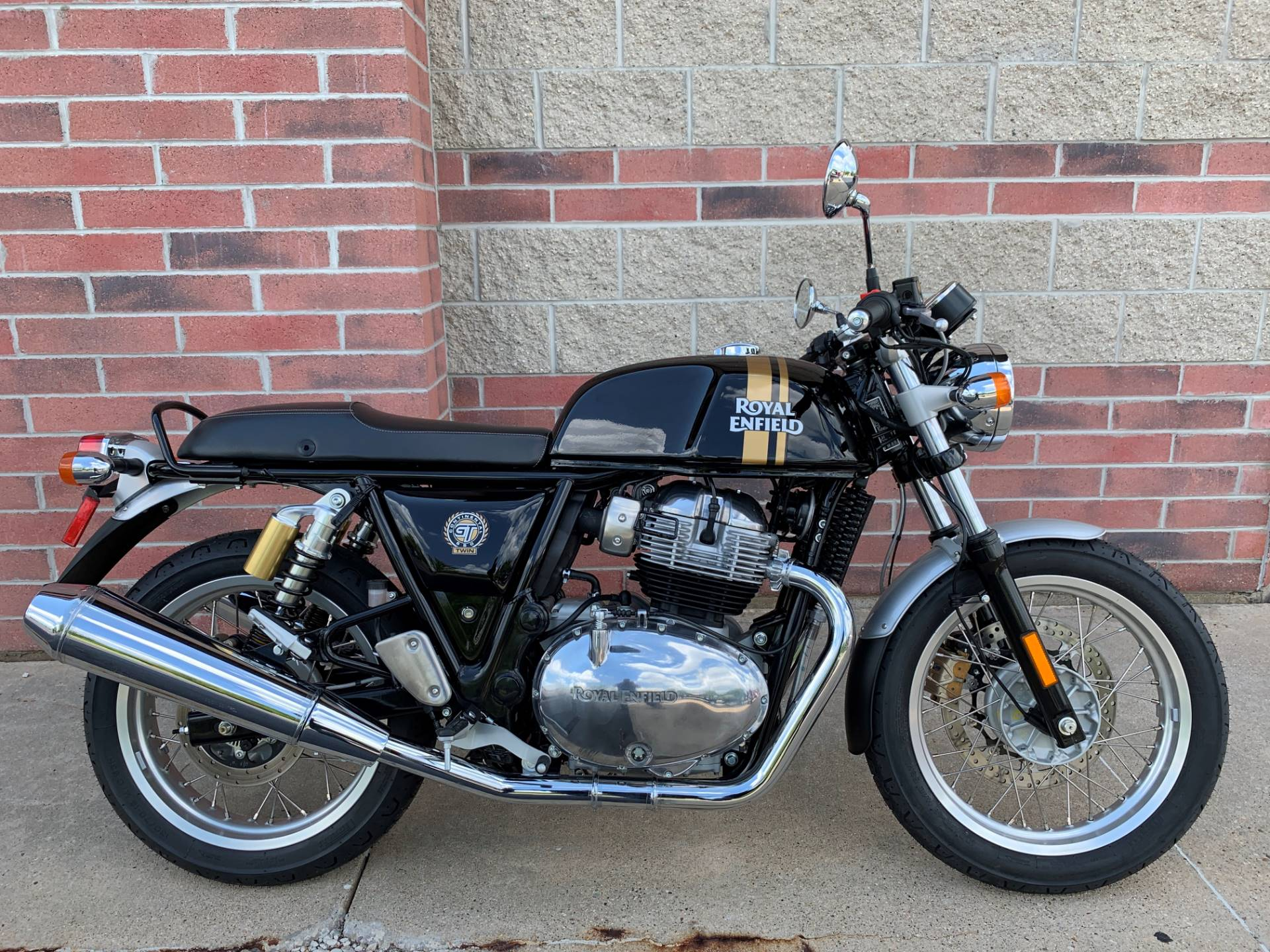 Royal Enfield Continental Gt >> 2019 Royal Enfield Continental Gt 650 In Muskego Wisconsin