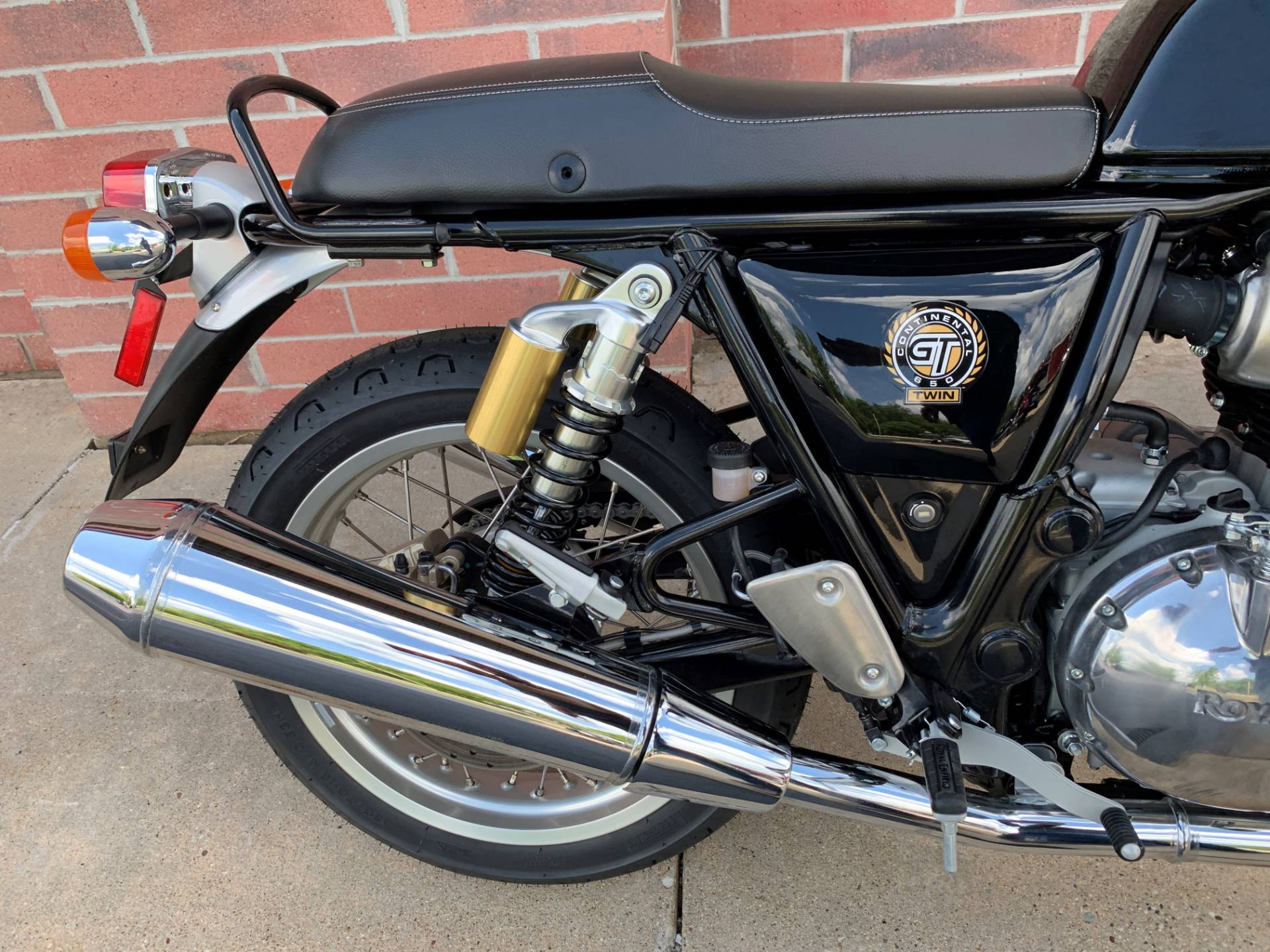 2019 Royal Enfield Continental GT 650 in Muskego, Wisconsin - Photo 7