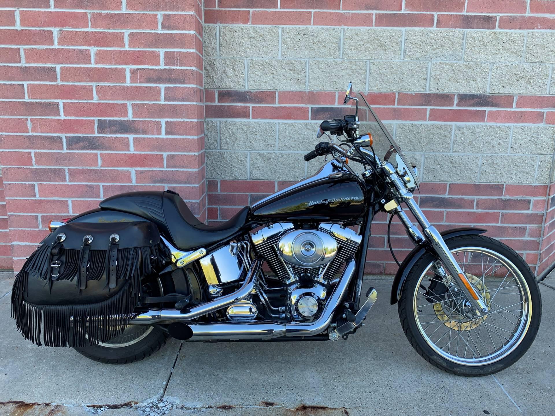 Harley Davidson Deuce >> Used 2001 Harley Davidson Softail Deuce Motorcycles In Muskego Wi