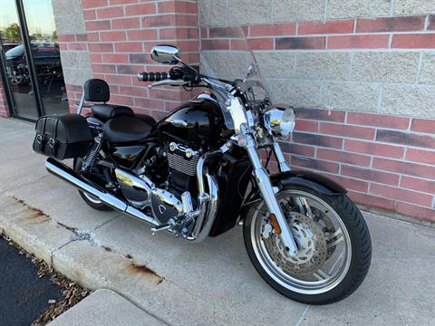 2012 Triumph Thunderbird ABS in Muskego, Wisconsin - Photo 2
