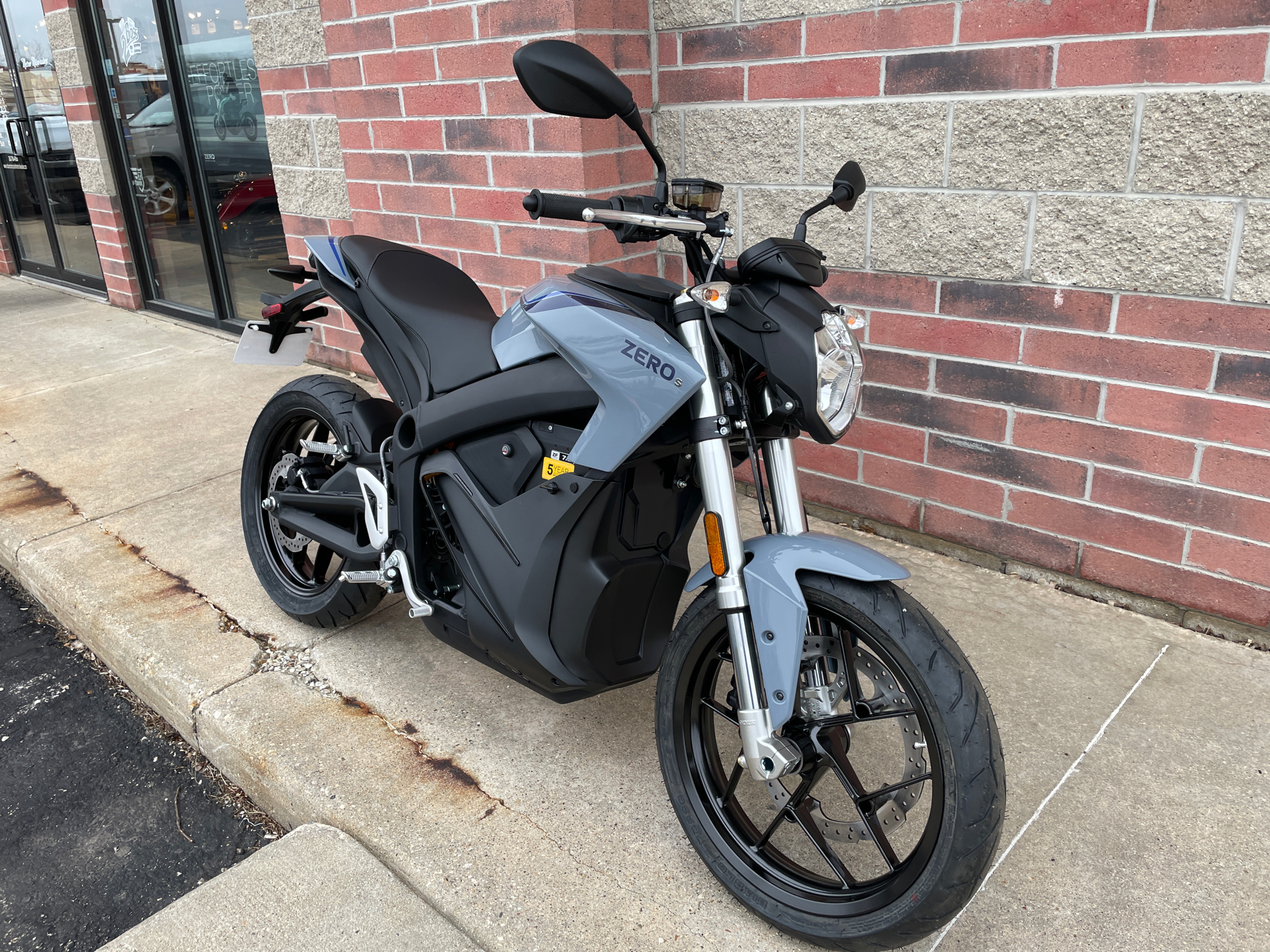 2021 Zero Motorcycles S ZF7.2 in Muskego, Wisconsin - Photo 5