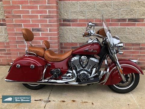 2016 Indian Springfield™ in Muskego, Wisconsin