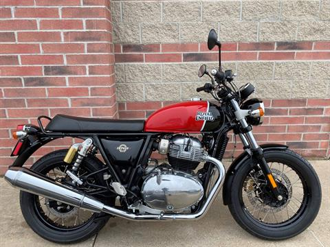2020 Royal Enfield INT650 in Muskego, Wisconsin - Photo 1