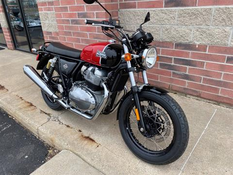 2020 Royal Enfield INT650 in Muskego, Wisconsin - Photo 2