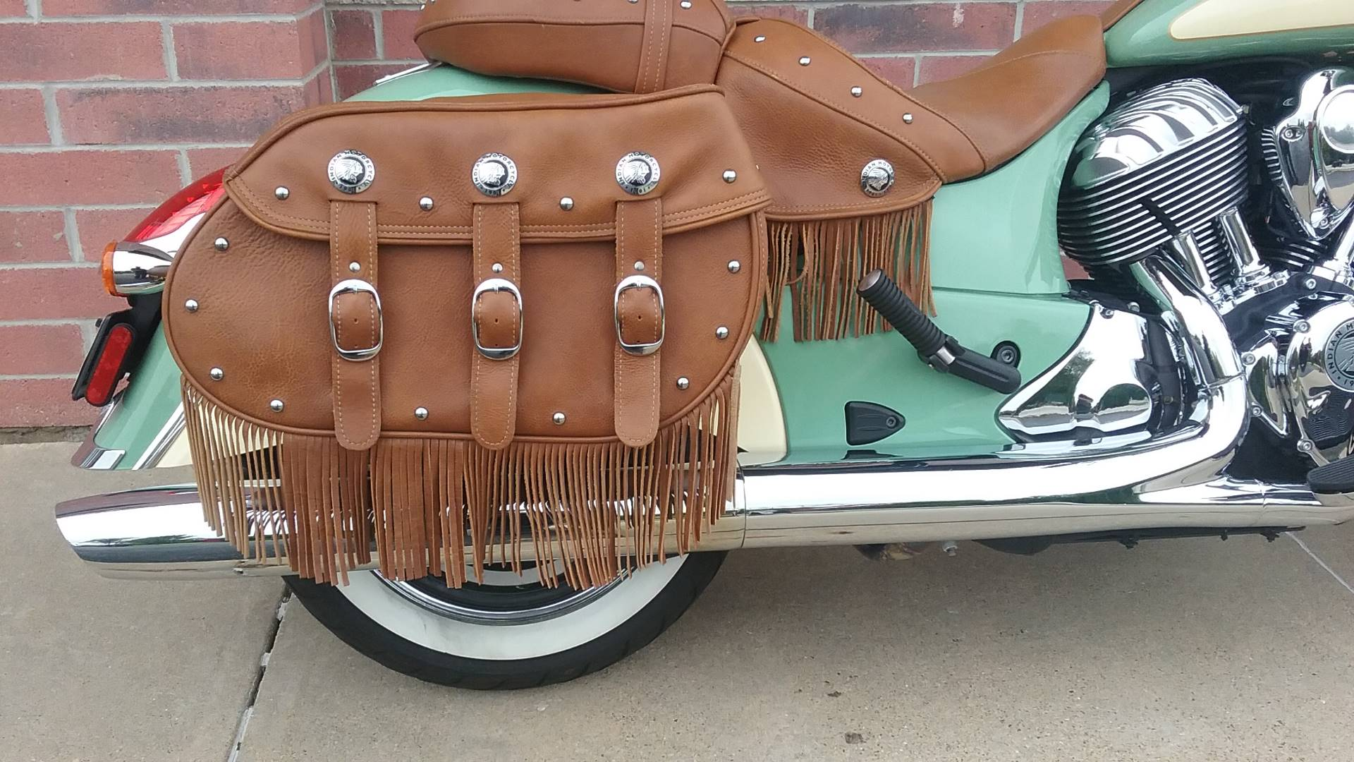 2015 Indian Chief® Vintage in Muskego, Wisconsin