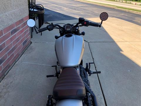 2018 Indian Scout® Bobber in Muskego, Wisconsin