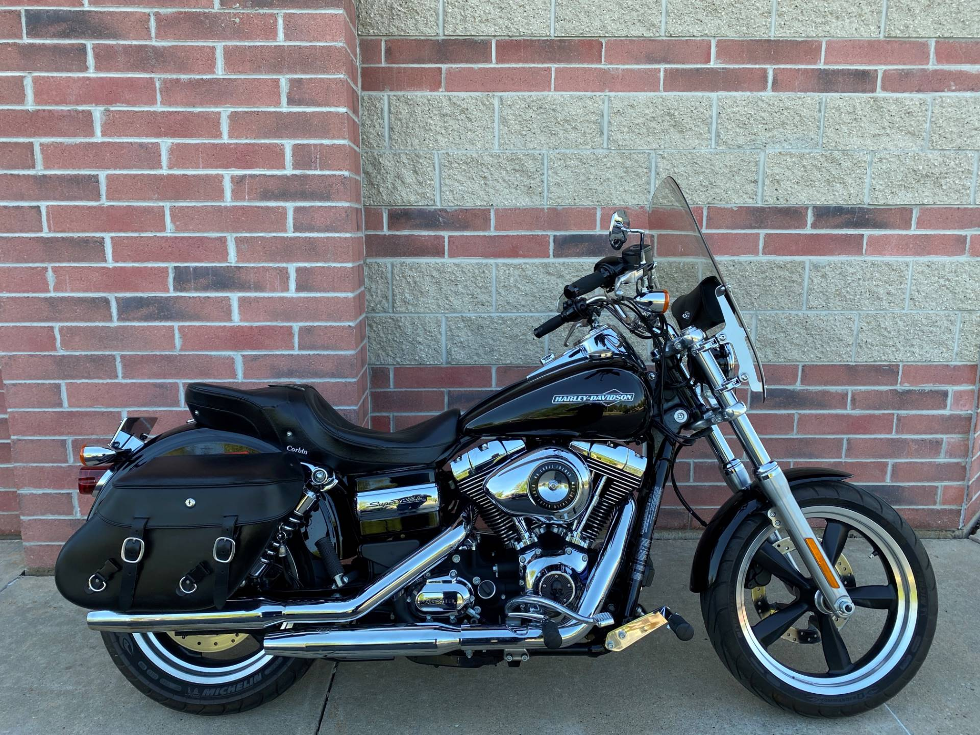 2013 Harley-Davidson Dyna® Super Glide® Custom in Muskego, Wisconsin - Photo 1