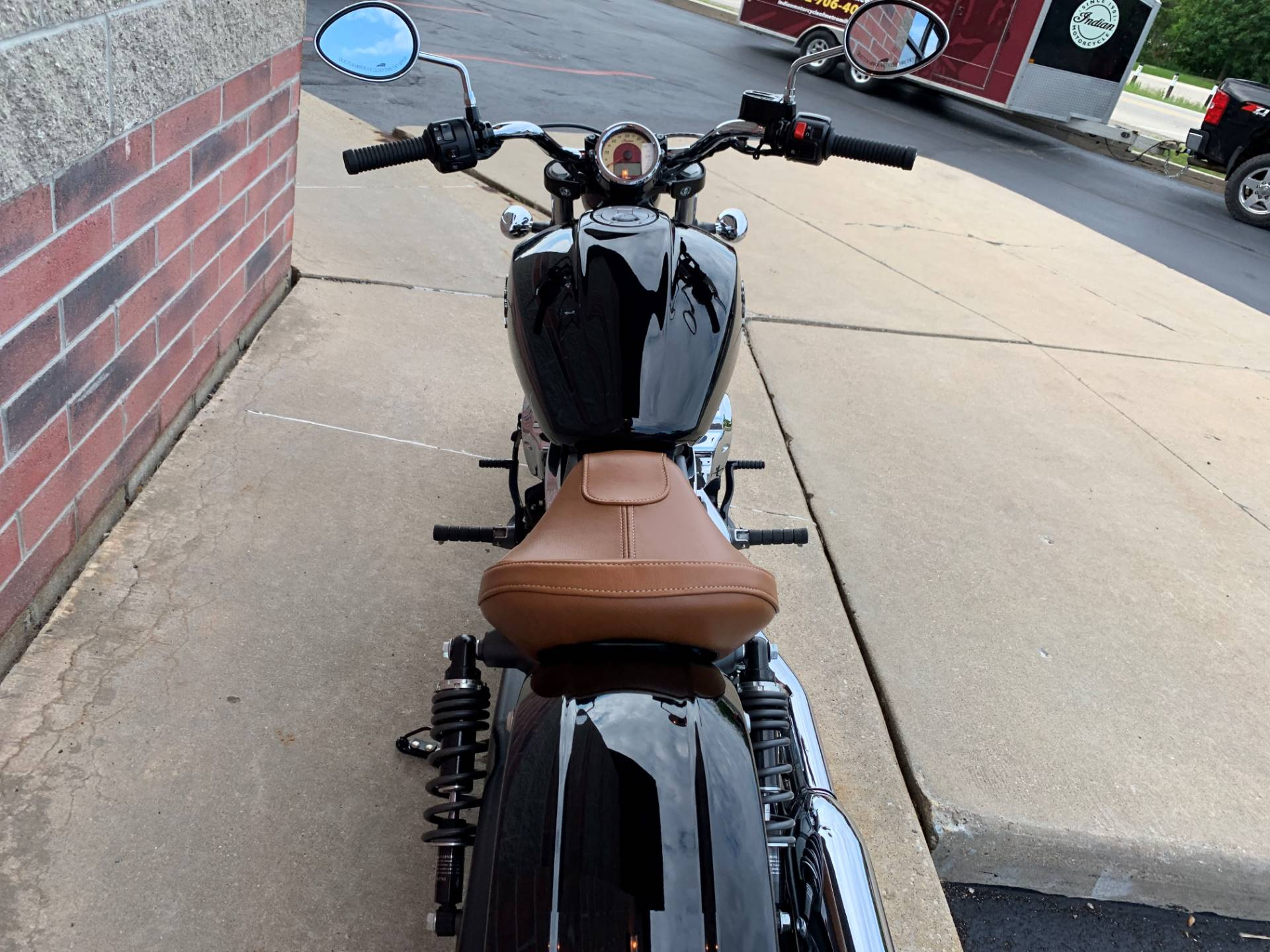 2019 Indian Scout® ABS in Muskego, Wisconsin - Photo 11