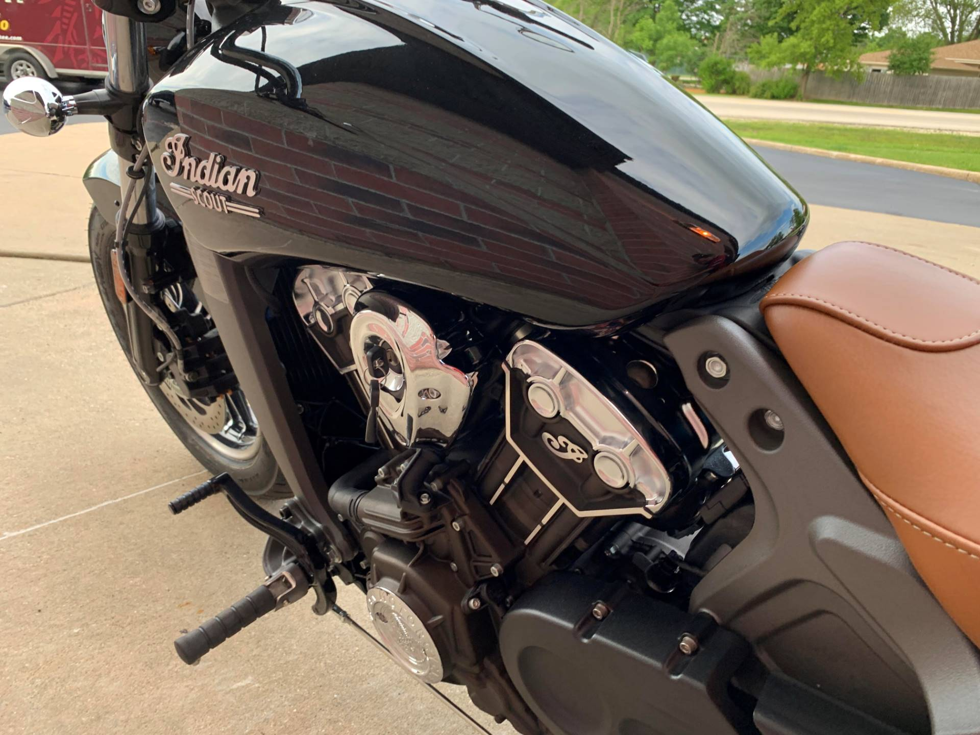 2019 Indian Scout® ABS in Muskego, Wisconsin - Photo 12