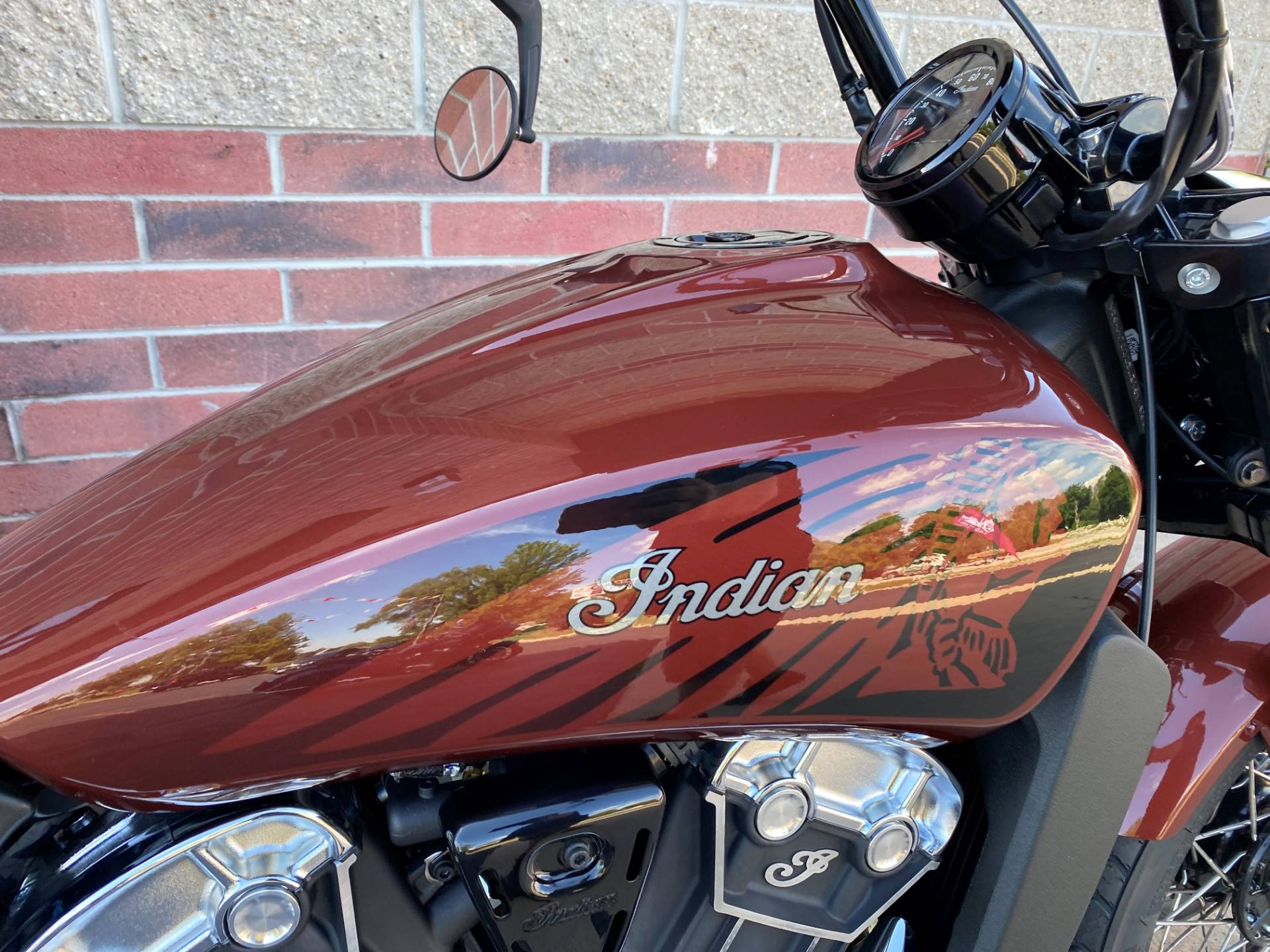 2020 Indian Scout® Bobber Twenty ABS in Muskego, Wisconsin - Photo 6