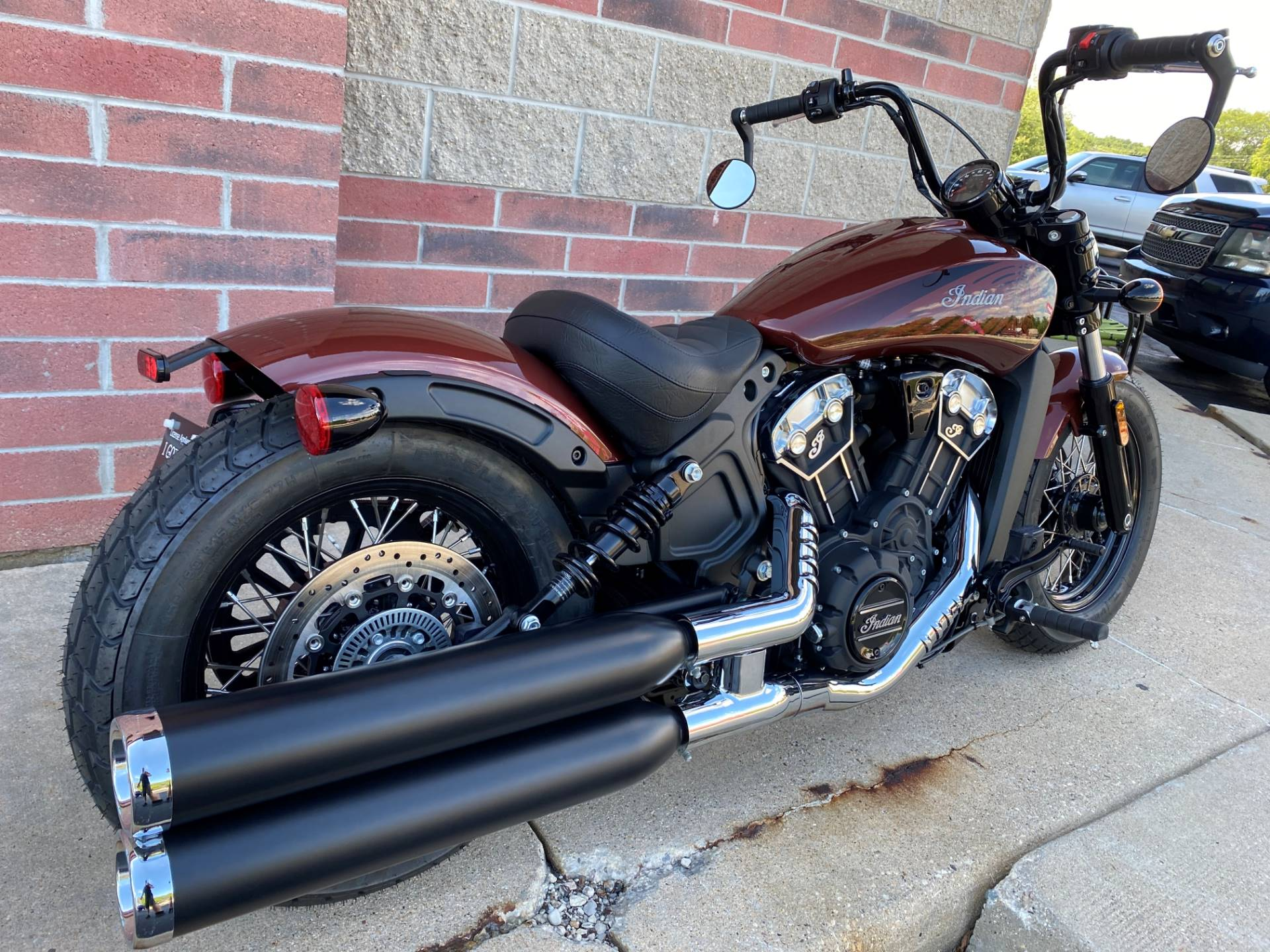 2020 Indian Scout® Bobber Twenty ABS in Muskego, Wisconsin - Photo 8