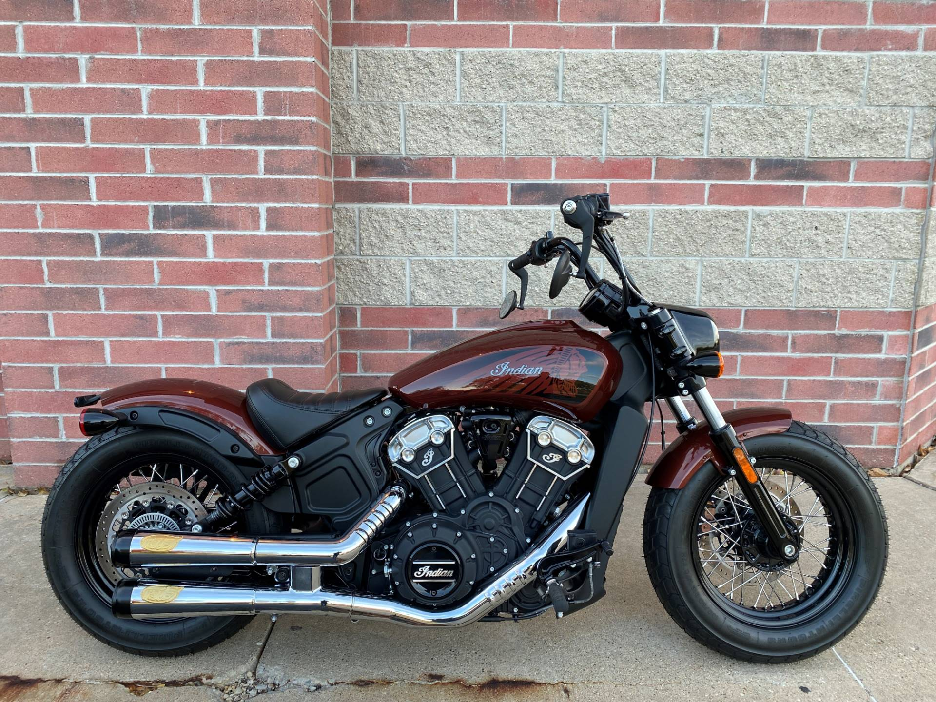 2020 Indian Scout® Bobber Twenty ABS in Muskego, Wisconsin - Photo 1