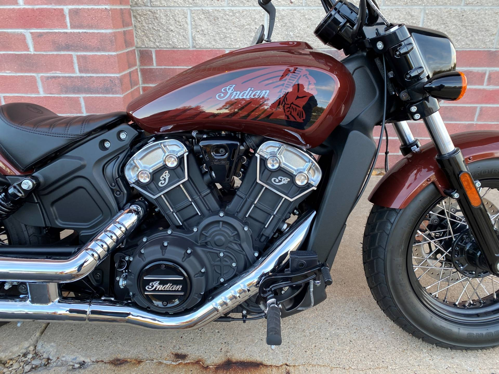 2020 Indian Scout® Bobber Twenty ABS in Muskego, Wisconsin - Photo 5