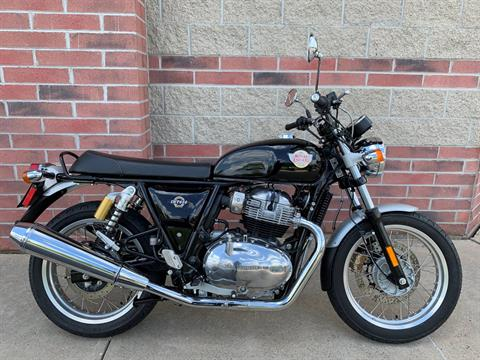 2019 Royal Enfield INT650 in Muskego, Wisconsin - Photo 1