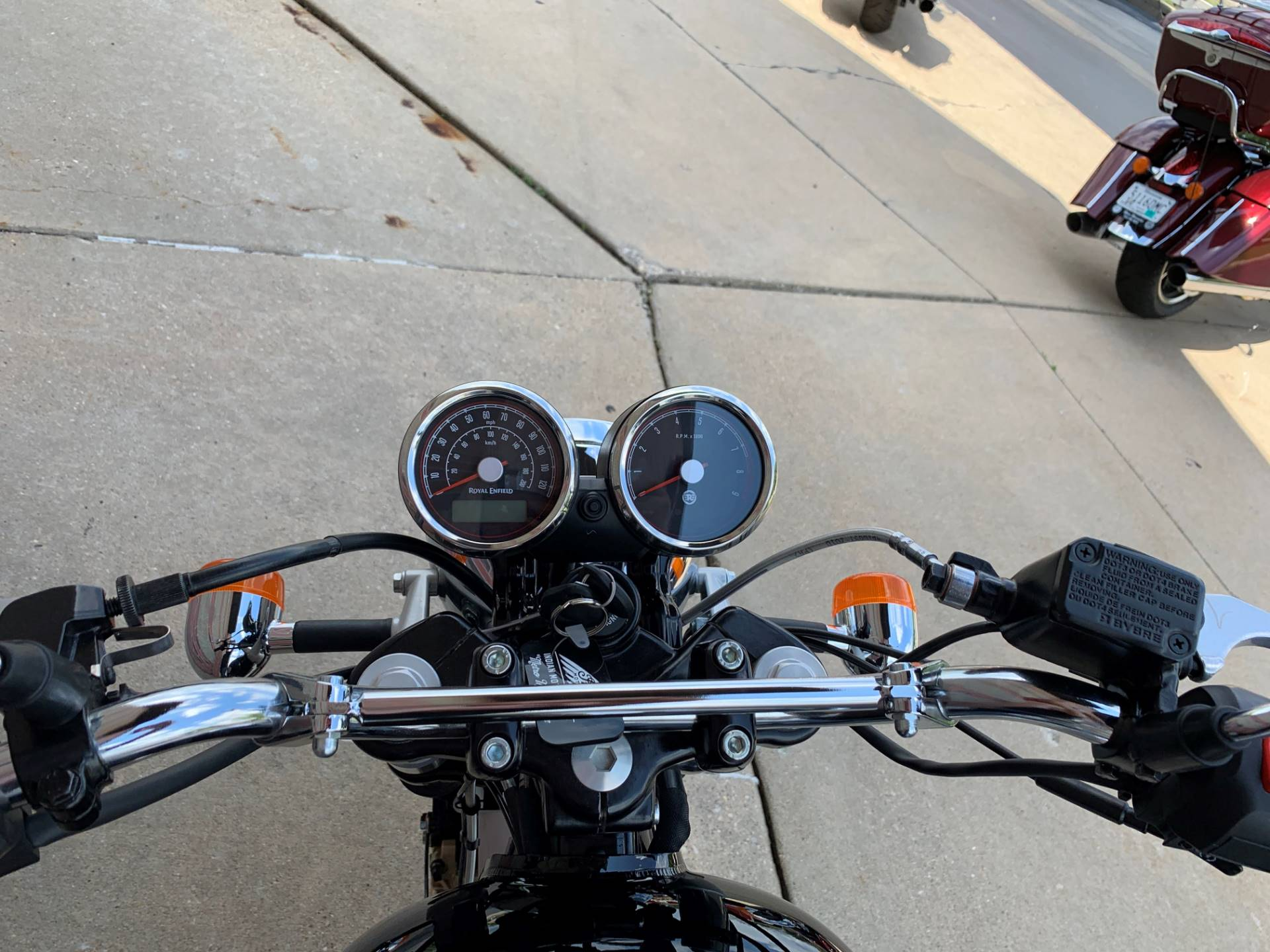 2019 Royal Enfield INT650 in Muskego, Wisconsin - Photo 12