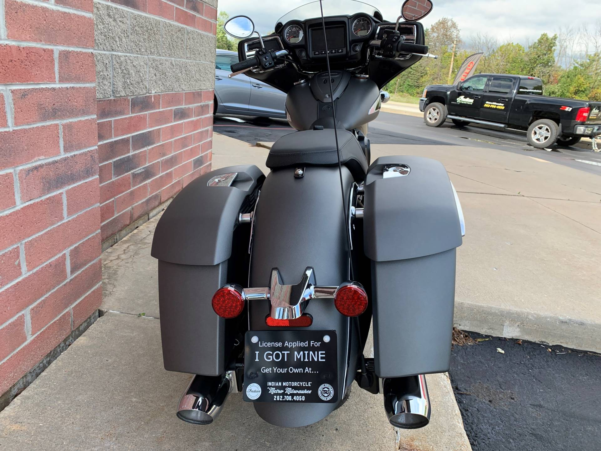 2020 Indian Chieftain® in Muskego, Wisconsin - Photo 8
