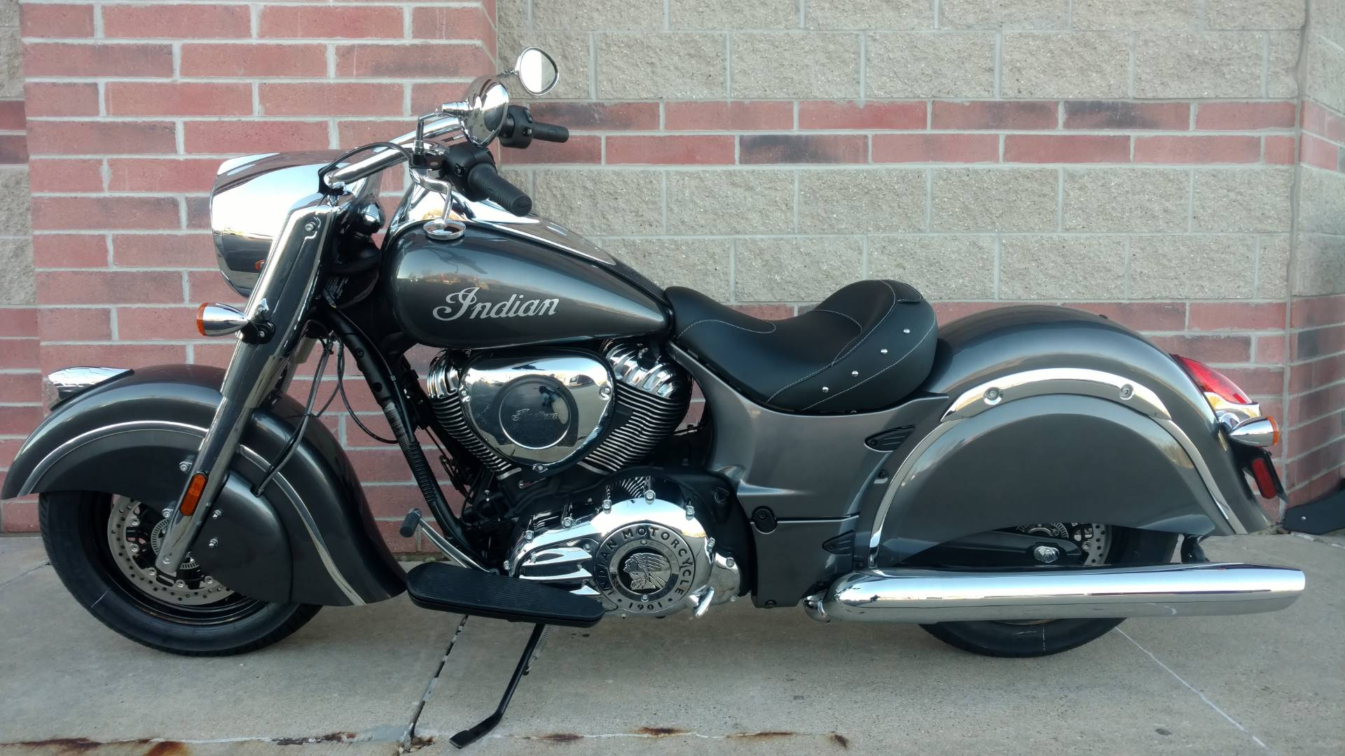 2018 Indian Chief® ABS in Muskego, Wisconsin