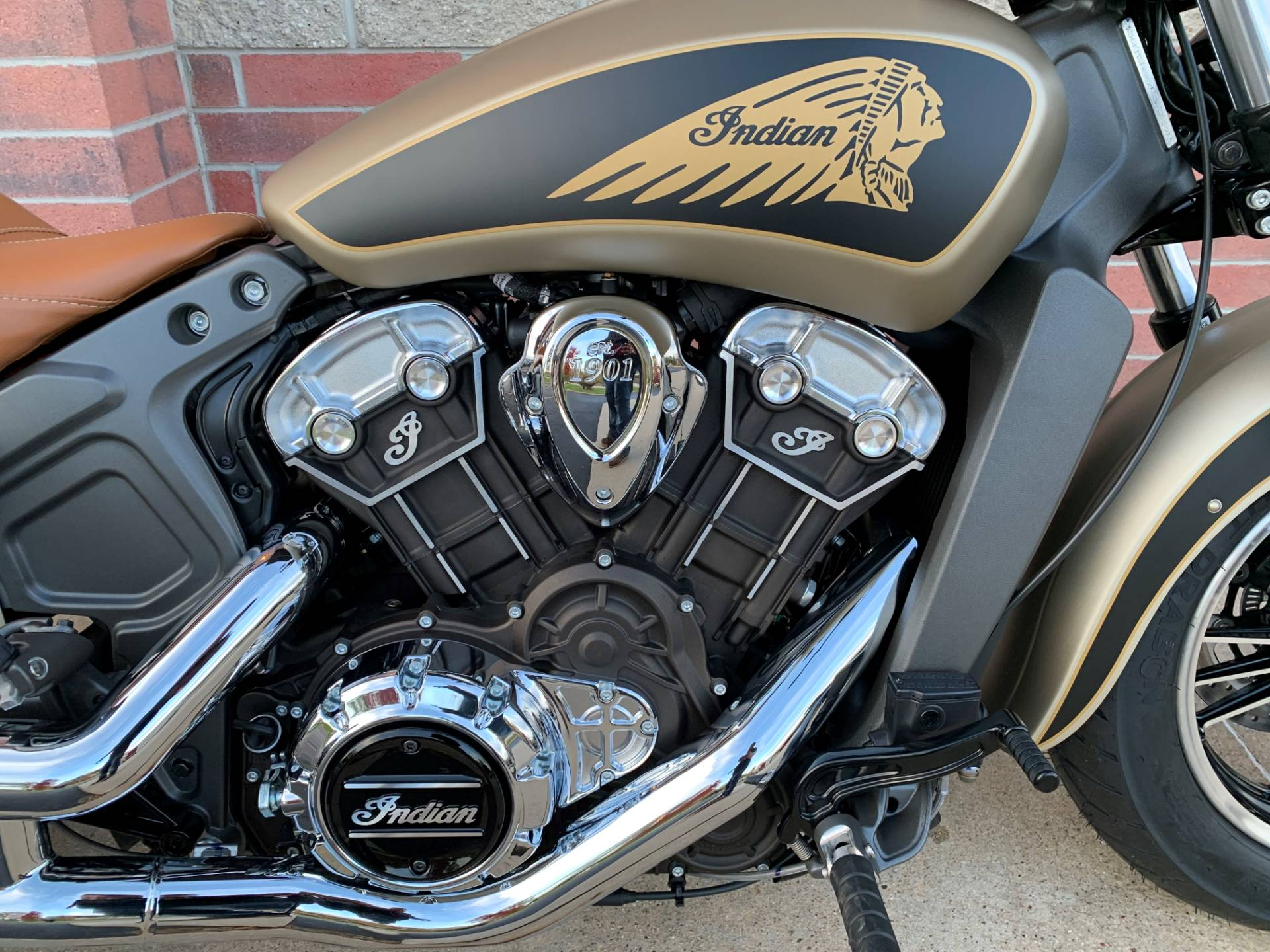 2020 Indian Scout® ABS Icon Series in Muskego, Wisconsin - Photo 5