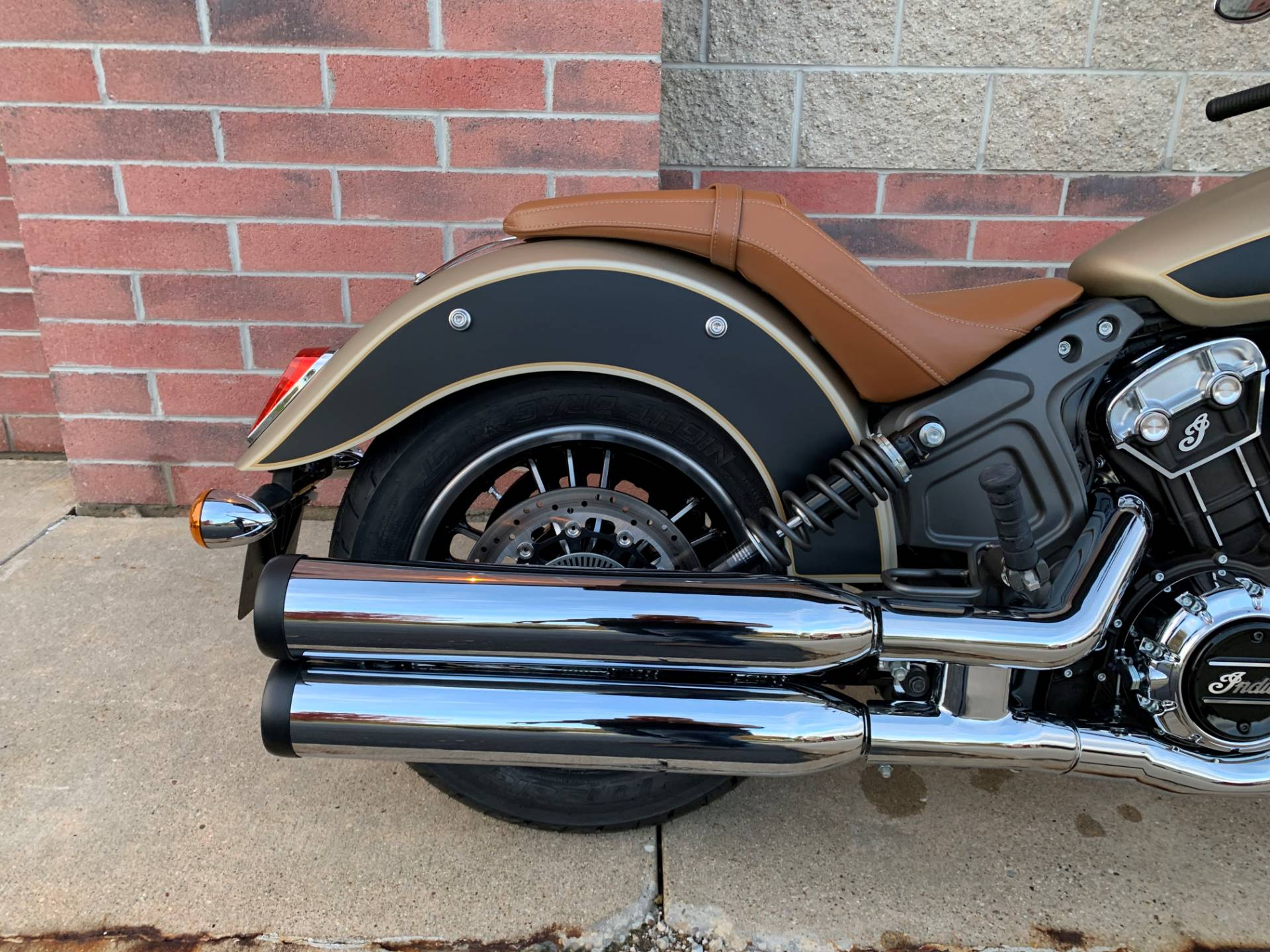 2020 Indian Scout® ABS Icon Series in Muskego, Wisconsin - Photo 7