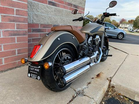 2020 Indian Scout® ABS Icon Series in Muskego, Wisconsin - Photo 8