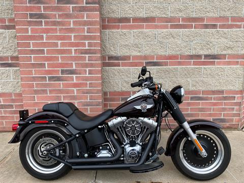 2014 Harley-Davidson Fat Boy® Lo in Muskego, Wisconsin - Photo 1