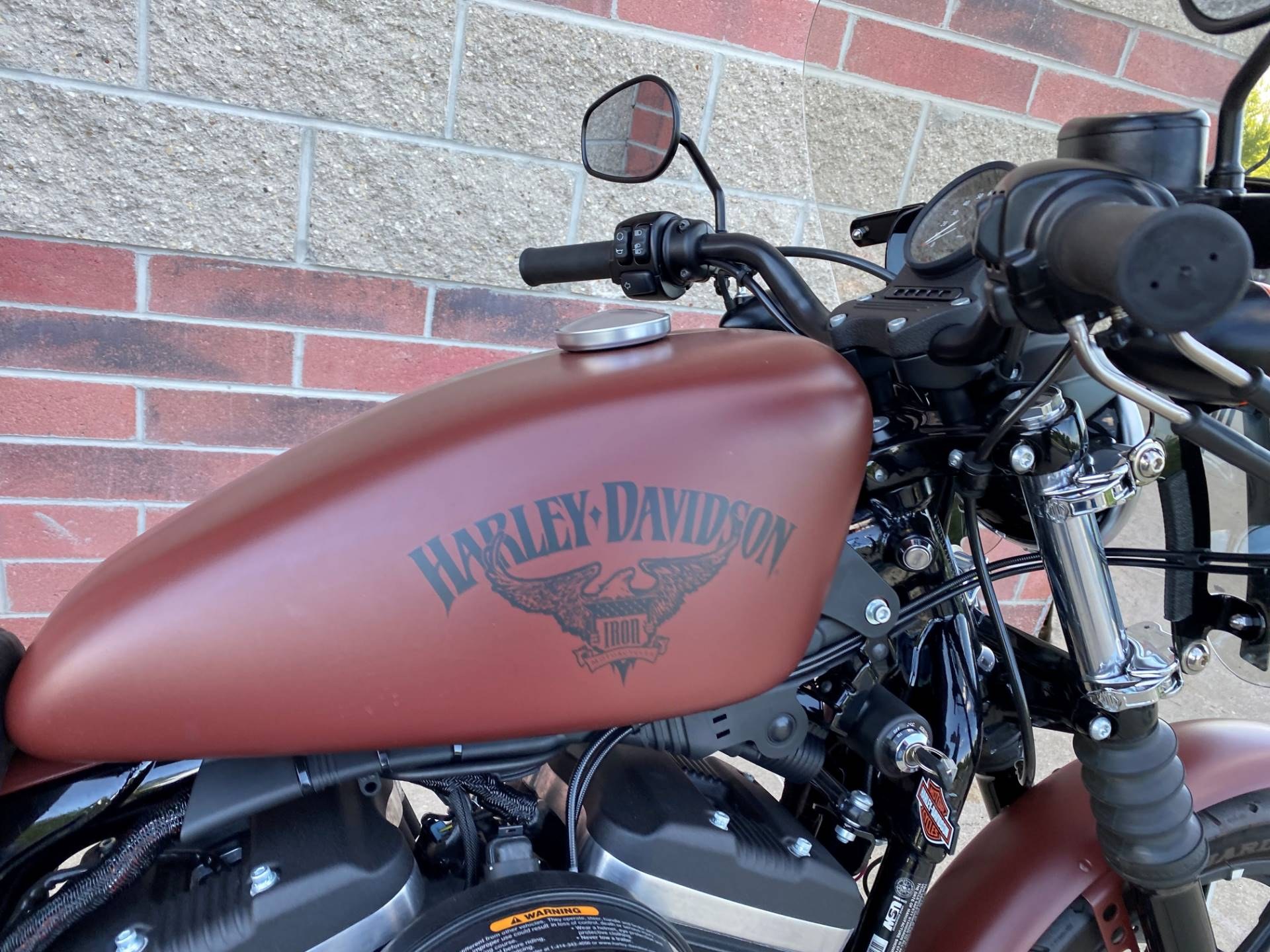 2017 Harley-Davidson Iron 883™ in Muskego, Wisconsin - Photo 6