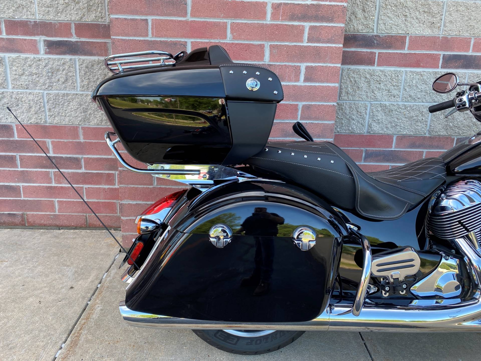 2018 Indian Roadmaster® ABS in Muskego, Wisconsin - Photo 8