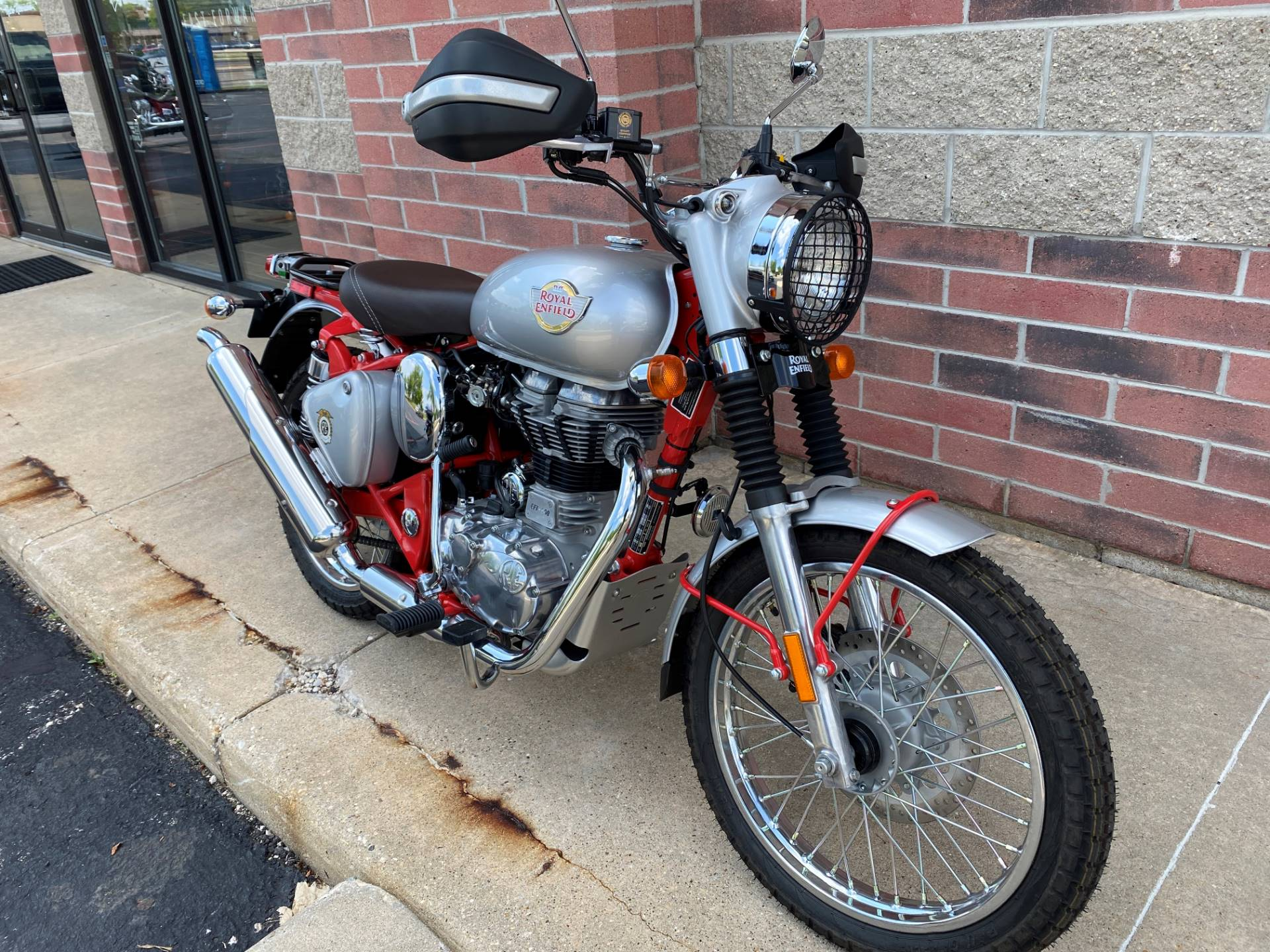 2020 Royal Enfield Bullet Trials Works Replica 500 Limited Edition in Muskego, Wisconsin - Photo 2