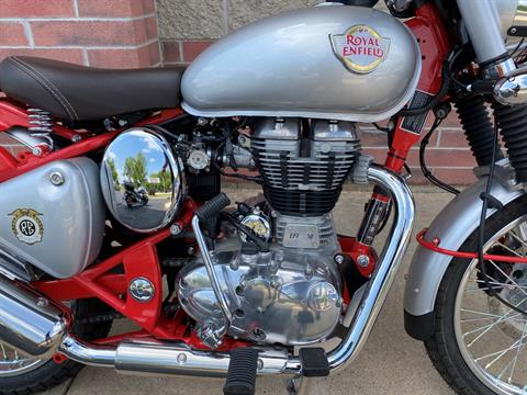 2020 Royal Enfield Bullet Trials Works Replica 500 Limited Edition in Muskego, Wisconsin - Photo 5