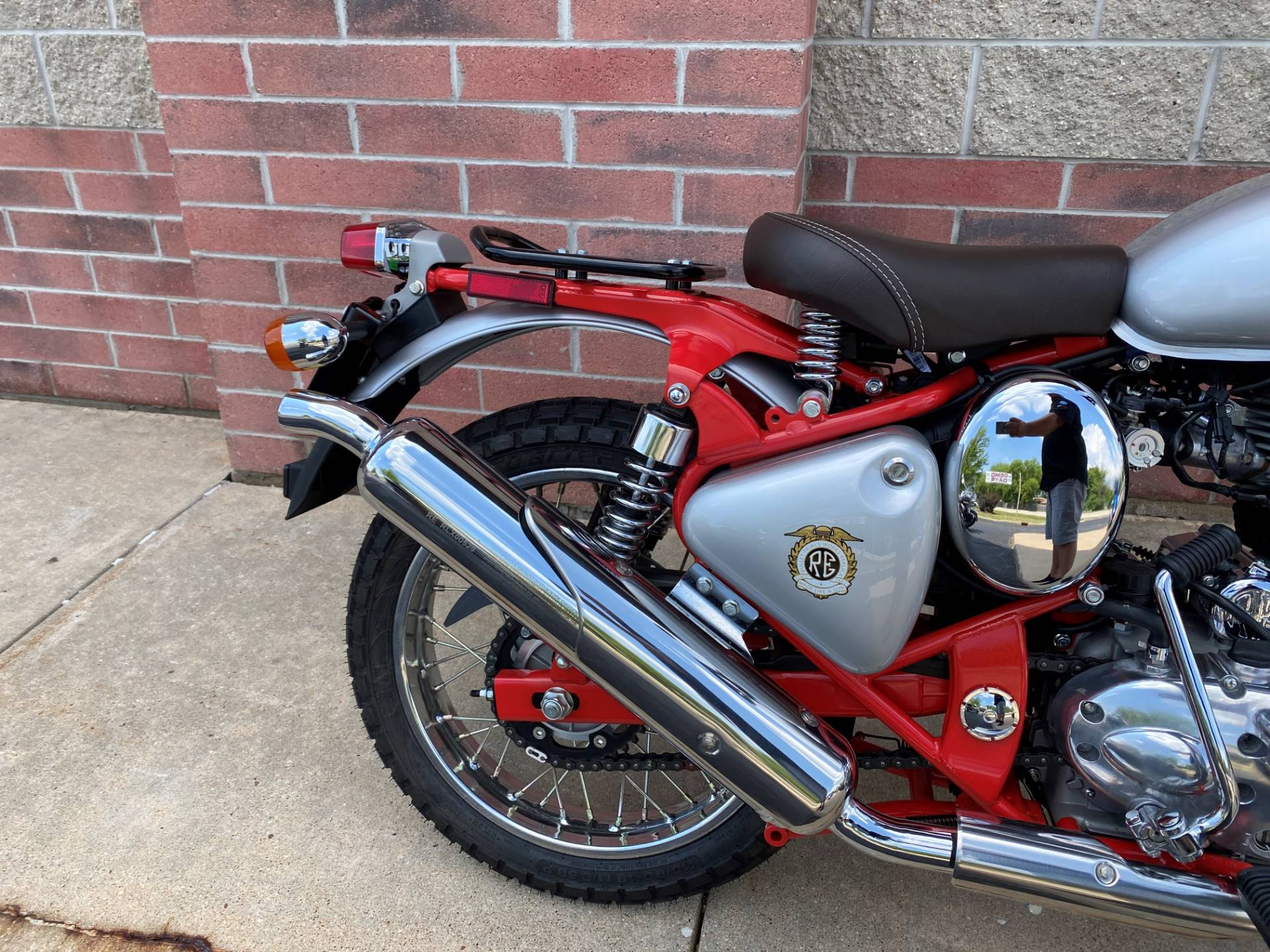 2020 Royal Enfield Bullet Trials Works Replica 500 Limited Edition in Muskego, Wisconsin - Photo 7
