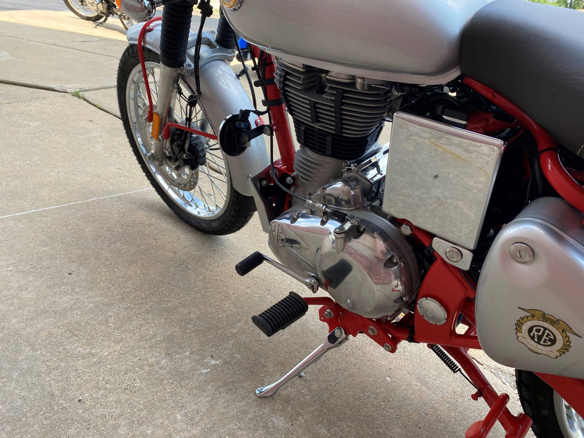 2020 Royal Enfield Bullet Trials Works Replica 500 Limited Edition in Muskego, Wisconsin - Photo 11