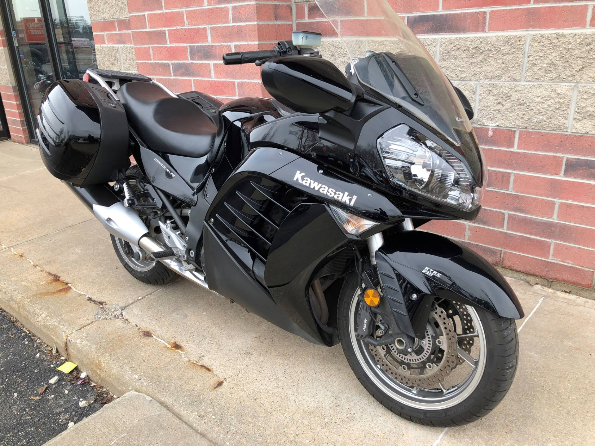 2011 Kawasaki Concours™ 14 ABS in Muskego, Wisconsin