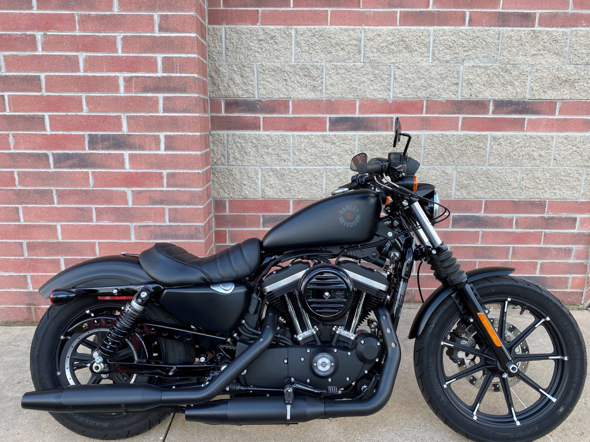 2019 Harley-Davidson Iron 883™ in Muskego, Wisconsin - Photo 1
