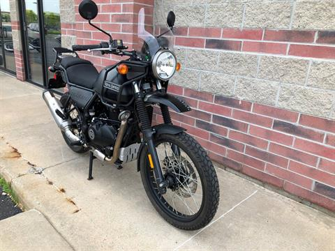 2018 Royal Enfield Himalayan 411 EFI in Muskego, Wisconsin