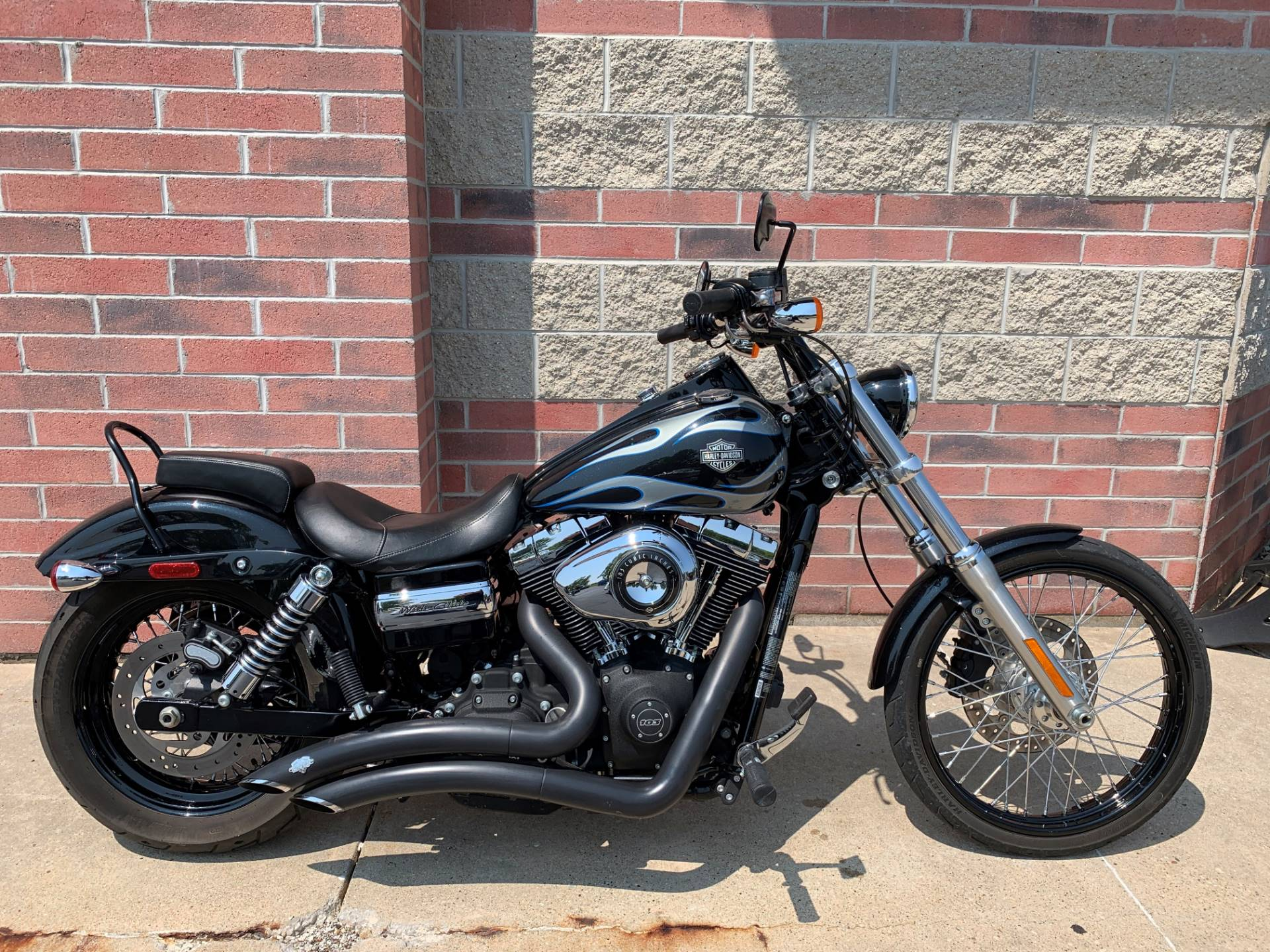 2013 Harley-Davidson Dyna® Wide Glide® in Muskego, Wisconsin - Photo 1