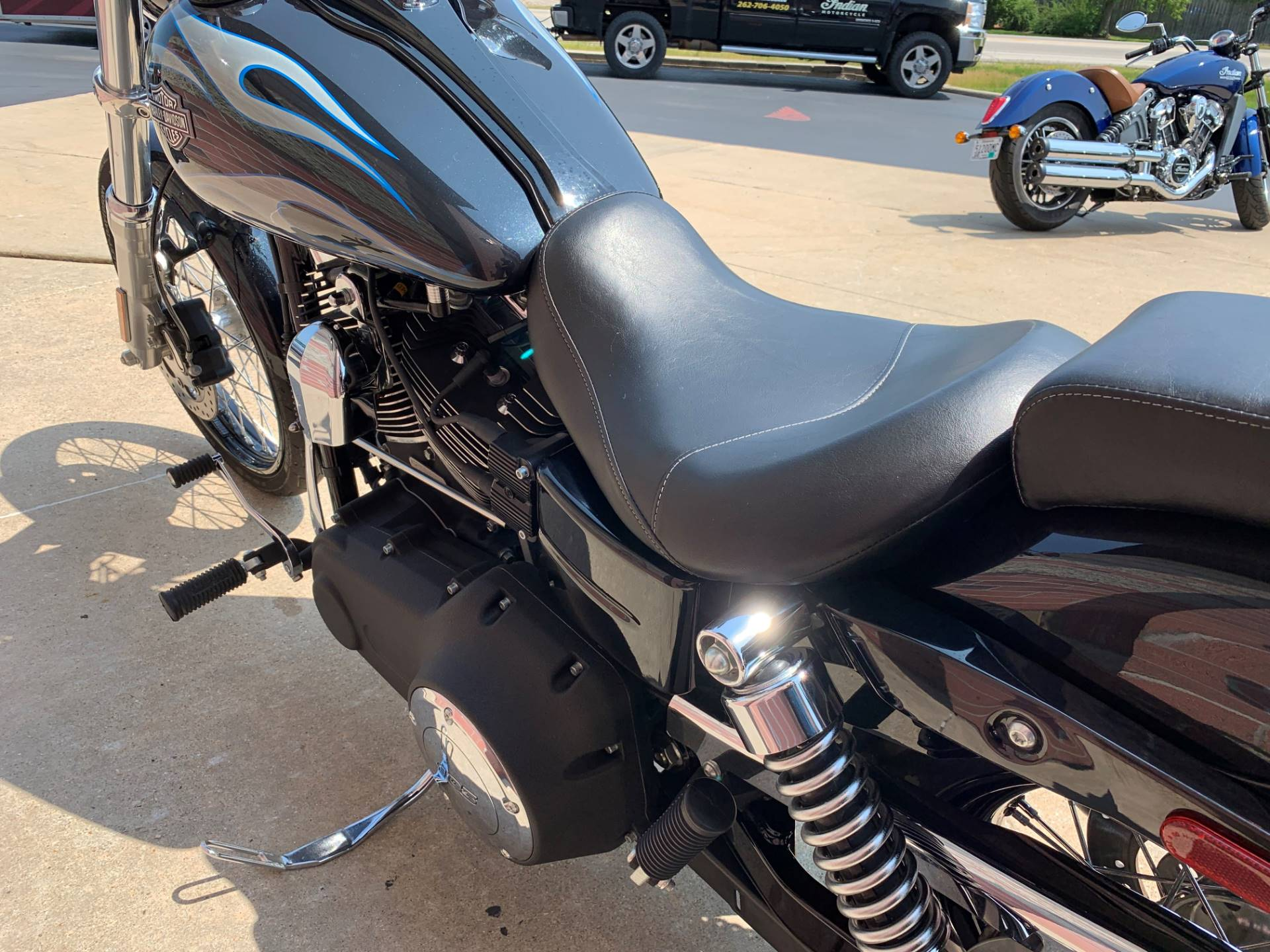 2013 Harley-Davidson Dyna® Wide Glide® in Muskego, Wisconsin - Photo 11