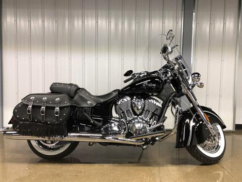 2019 Indian Chief® Vintage ABS in Muskego, Wisconsin